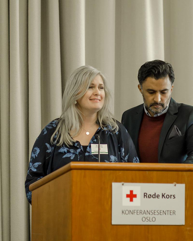Nina Torgersen Helseforum for kvinner